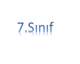 7.Sınıf Rasyonel Sayılar Test – 1